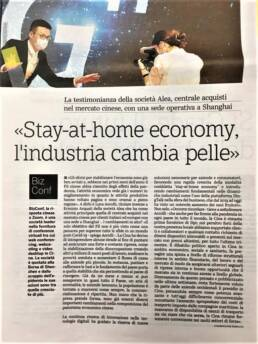 Stay at home economy